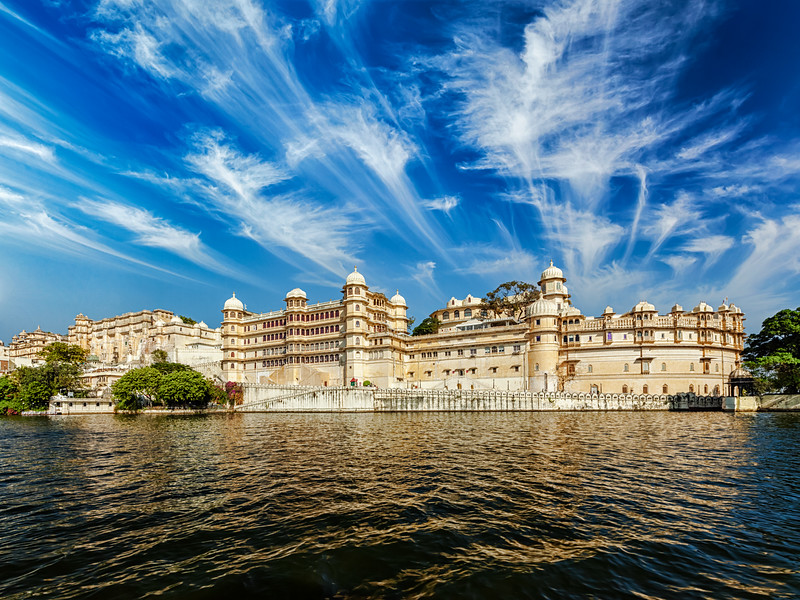City Palace, Udaipus, Rajasthan