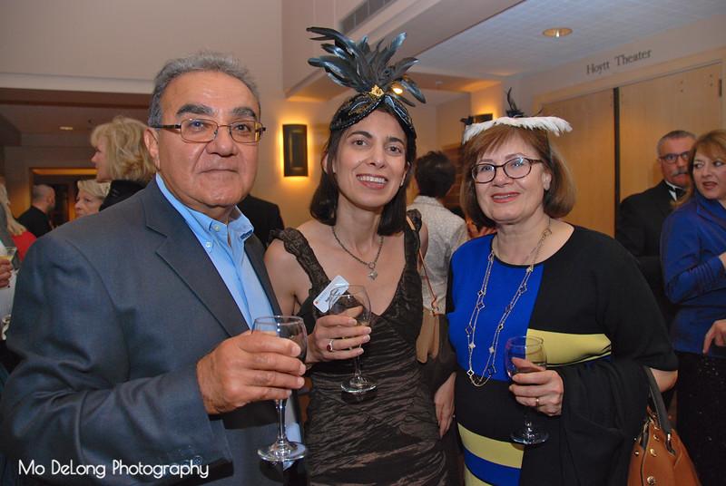 Kourosh Farpi, Sally Shekou and Afshar Farpi