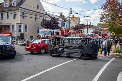 Paterson MVA: 14th Ave & E 24th 4 Oct 20