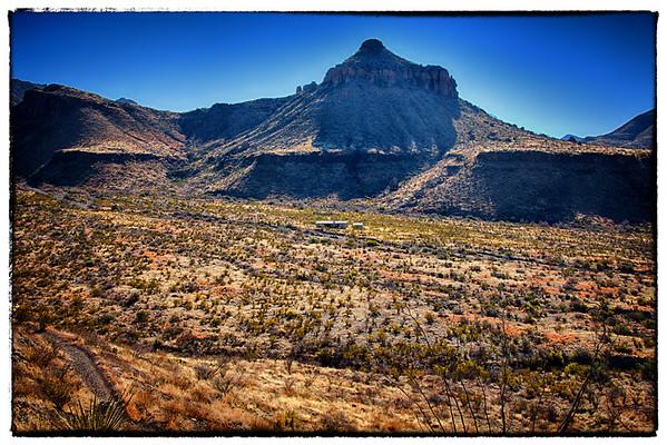 Big Bend National Park - Homer Wilson Ranch