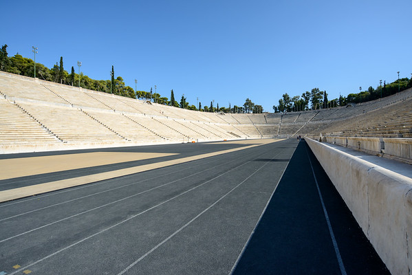 2017 10 06d Athens Panathenaic Stadium