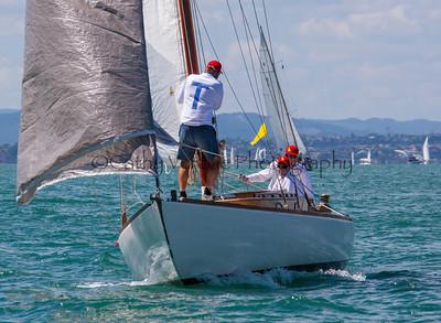 Southern Trust CYANZ Classic Yacht Regatta 2013
