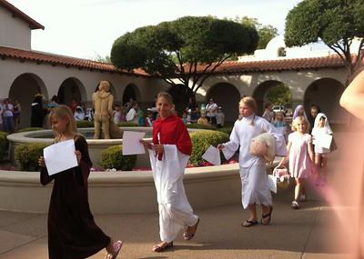 Saints Procession