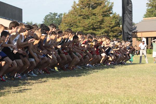 FL Runners Invite Boys 10-3-09