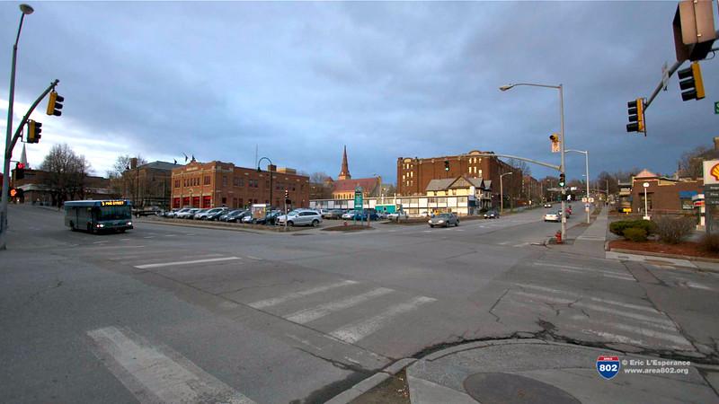 South Winooski and Main, Burlington, VT