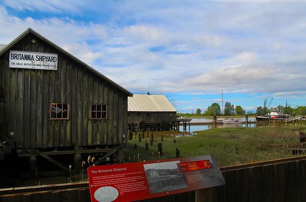 City of Richmond & Village of Steveston,  Britannia Shipyards National Historic Site