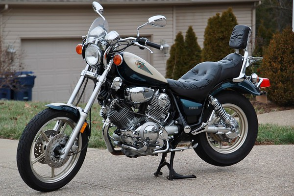 1995 Yamaha Xv1100 Virago