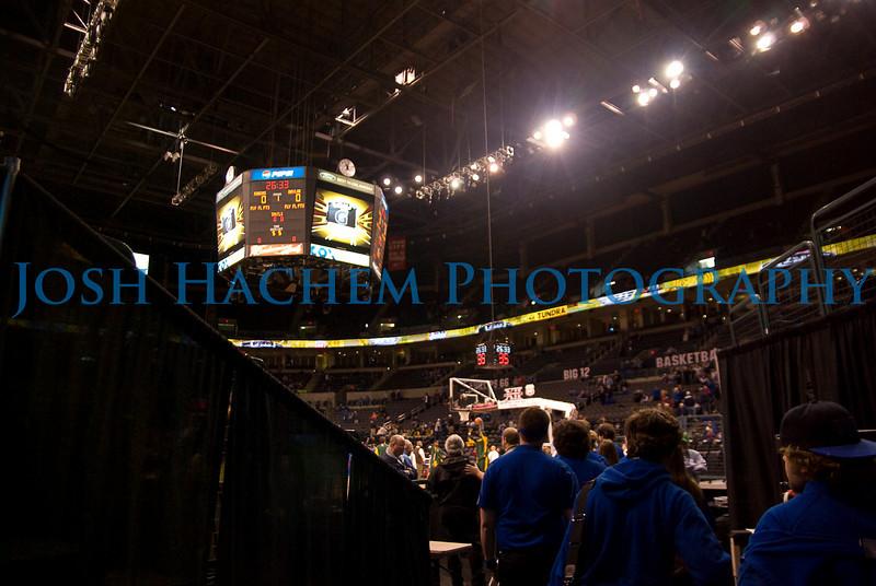 March 12, 2009 KU v Baylor MBB Big12 022