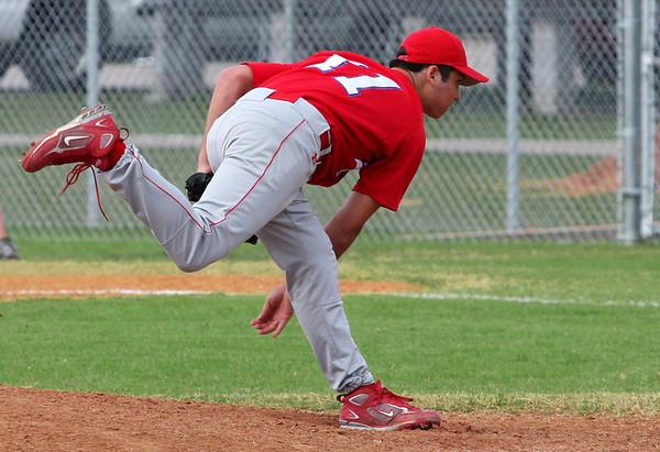 Dulles Baseball Sophomore 3/1/08