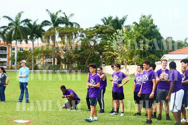 Faculty Kick Ball