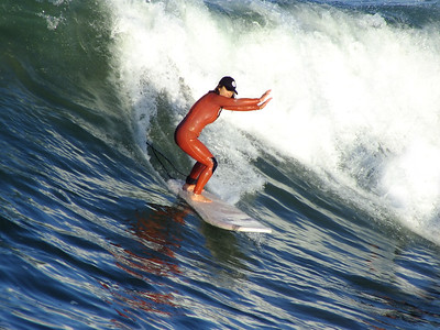 8/12/20 * DAILY SURFING PHOTOS * H.B. PIER