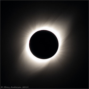 Total Solar Eclipses - 14 and counting