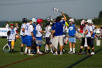 Lacrosse Nationals Brine Gatorade