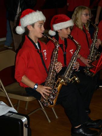 2007-12-10 Kealing Band Winter Concert