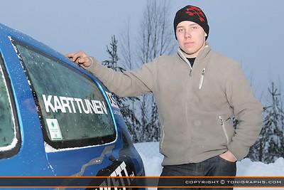 22.01.2012 | Paltanen rallisprint, Pieksämäki