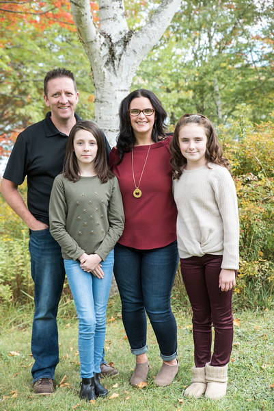 Barrington - MacDonald Family - 2018