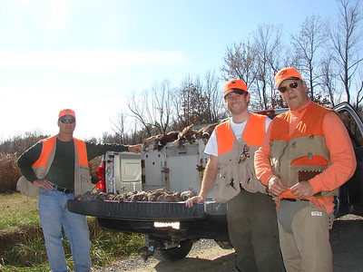 2012 Fall & Winter Upland Hunts