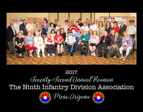 9th  Infantry Gathering 2017