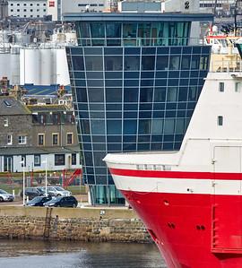 Aberdeen Harbour - April 2016