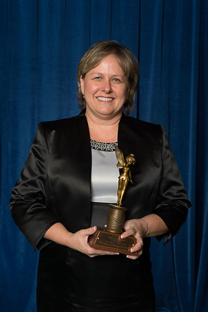 2012 LA Pose with Awards