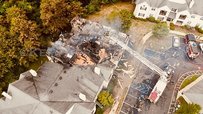 2nd Alarm Apartment Fire - 1300 Max Way, Village of Fishkill, NY - 8/30/2020