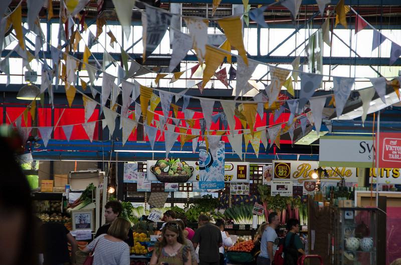 Shopping in Prahran The market (2)