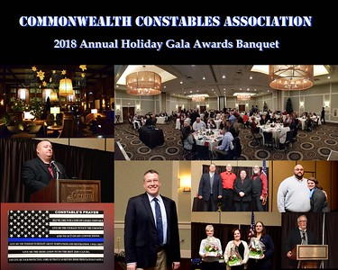 CCA Awards Banquet 2018