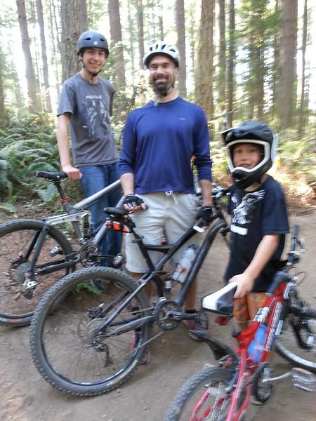 2012/10 - Mountain Biking