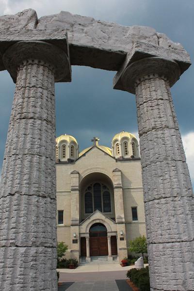 Transfiguration Greek Orthodox Church - Lowell, MA
