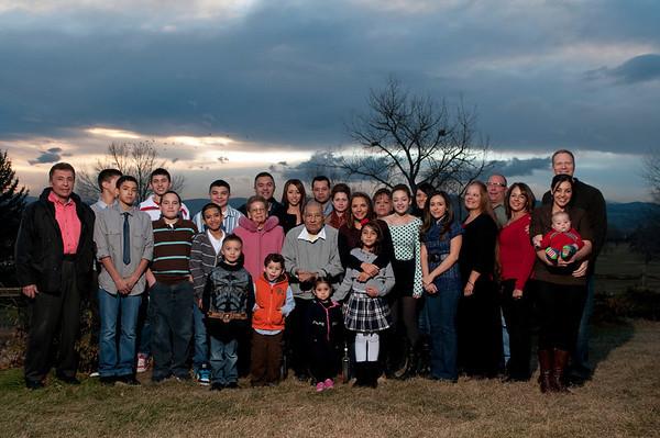 Family Pics 12/15/12