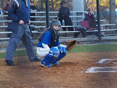 Varsity Softball (Scr) - 3/17/15