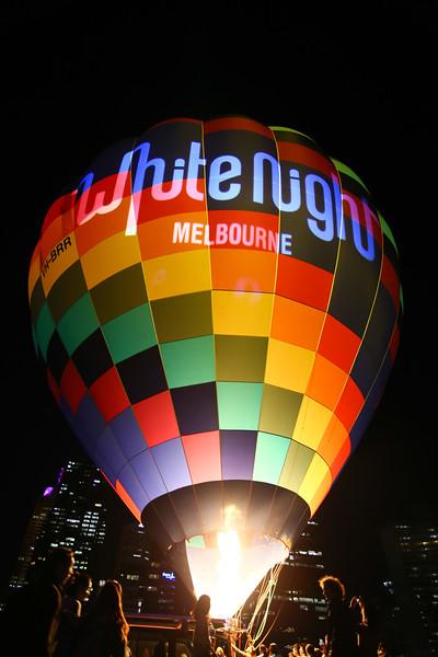White Nights, Melbourne, Australia