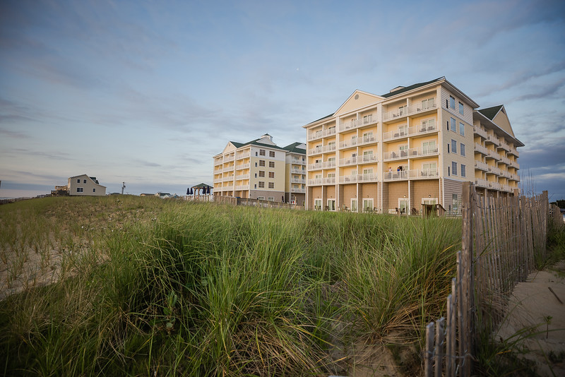 Hilton Hotel Kitty Hawk - Where to stay in Outer Banks NC
