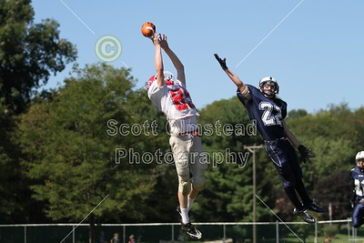 2010 Johnstown at Granville, Freshman Football  (08-28-10)