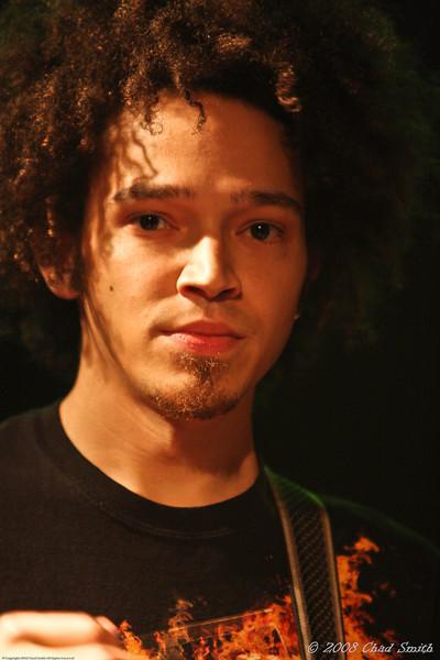 Ivan Nevill's DumpstaPhunk @ Howlin Wolf 26APR2008 Jazz Fest
