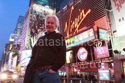 New York City - January 7, 2008