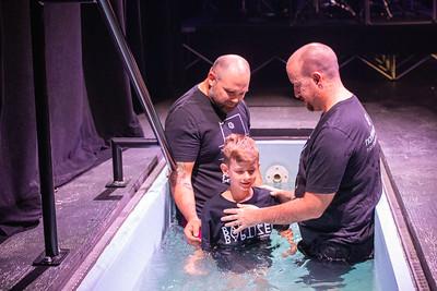2019-08-25 9 a.m. Baptism Service