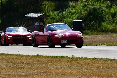 2020 SCCA July TNiA Pitt Race Interm Red Blk Camaro