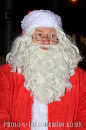 Dovercourt Christmas Lights Switch-On 2011