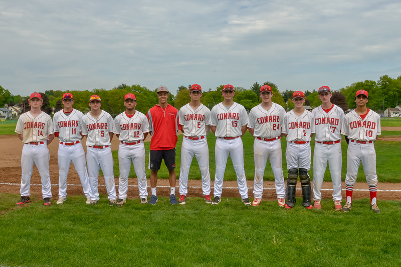 SENIOR DAY - Conard vs. Northwest Catholic - Complimentary Family Photos