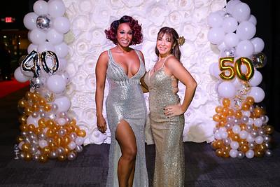 Kim and Rosa Birthday's