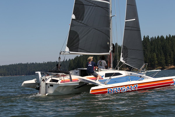 2017 Southern Cascade Regatta Sunday racing