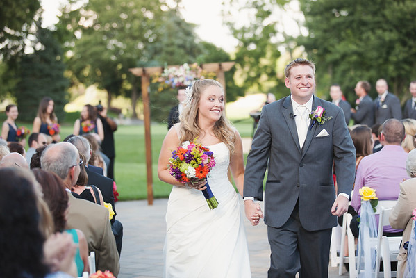 Annie + Curt Wedding