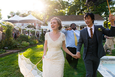 Judith & Steven Wedding