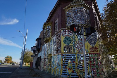 MBAD African Bead Museum, Grand River Avenue