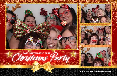 East Horton Christmas Party - Friday 13th December 2019