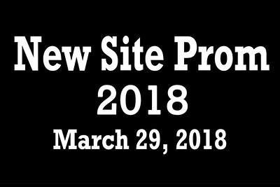 2018-03-29 New Site Prom
