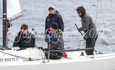 SCYA Regatta for Cal Yacht Club