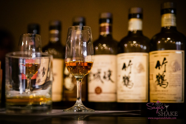 Nikka Whisky tasting session at The Manifest. © 2015 Sugar + Shake