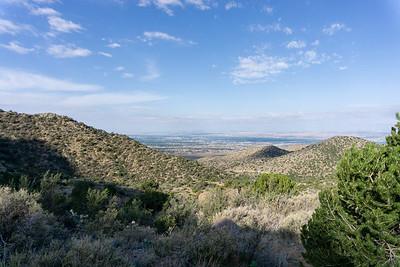 La Luz Trail May 2021